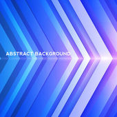 Abstract Blue Background — Wektor stockowy