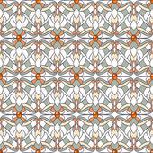 абстрактный бесшовный паттерн разноцветные — Cтоковый вектор