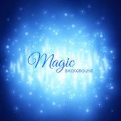 Magische hintergrund — Stockvektor