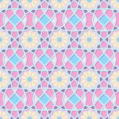 Ornamental Seamless Islamic Pattern — Stock Vector