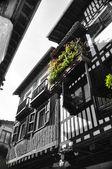 Balkon — Stockfoto