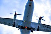 Vliegtuig — Stockfoto