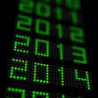 New year 2014 — Stock Photo #34106281