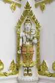 Thai angle in temple — Stock Photo