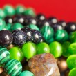 Multi-colored beads — Stock Photo #31338059