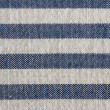 Stock Photo: White-blue striped fabric background