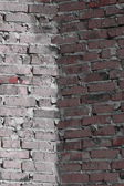 Brick wall background — Foto Stock