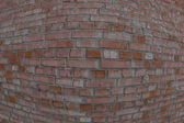 Colored brick background — Stock Photo