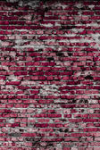 Brick wall (background and texture) — Stockfoto