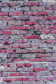 Brick wall (background and texture) — Photo