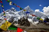 エベレスト山 — ストック写真