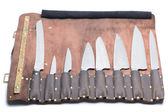 Kitchen knife — Stock Photo