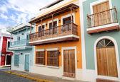 San Juan Streets — Stock Photo