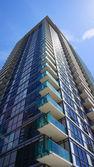 Luxury apartment building — Stock Photo