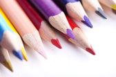 Lápis de cor — Foto Stock