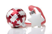 Christmas, christmas decoration — Stock Photo