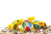 Party dekoration — Stockfoto