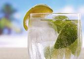 Bebida cocktail mojito — Fotografia Stock