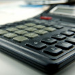Calculator — Stockfoto #32579765