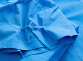 A doctors clothing — Stock Photo