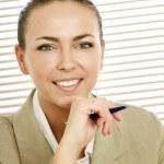 Successful businesswoman — Stock Photo #35331265