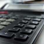 Calculator. — Stock Photo
