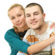 Young couple — Stock Photo #36499373