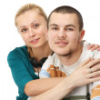 Young couple — Stock Photo #36504693