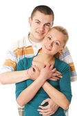 A young couple — Stock Photo
