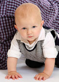 A baby — Stock Photo