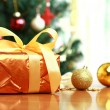 Christmas gift boxes. — Stock Photo #40381107