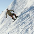 Extreme snowboarding. — Stock Photo #40381611