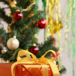 Christmas gift boxes. — Stock Photo #40382671