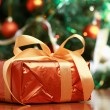 Christmas gift boxes. — Stock Photo #43594941