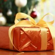 Christmas gift boxes. — Stock Photo #45351025