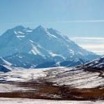 Kantishna road mountain in Denali — Stock Photo