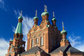 Tampere Orthodox Church — Stock Photo