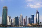 Dubai cityscape — Stock Photo