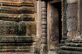 Gate of sandstone Castle Phanom Rung — Stock Photo
