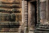 Gate of sandstone Castle Phanom Rung — Stock Photo
