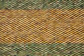 Textuur van thaise tempel dak — Stockfoto