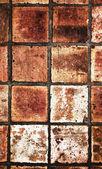 Vintage stone floor — Stock Photo