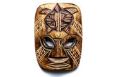 Balinese-an tradition mask — Stock Photo