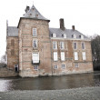Old Dutch castle — Stock Photo