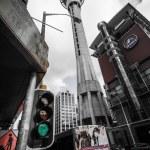 Auckland CBD, New Zealand — Stock Photo #49031875
