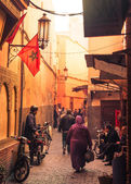 Alley in Marrakech — Stock Photo