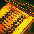 Stock Photo: Adding Machine
