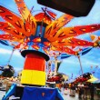 Ride At An Amusement Park — Stock Photo