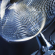 Fan working — Stock Photo