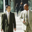 Businessmen Have Discussion — Stock Photo #31603799